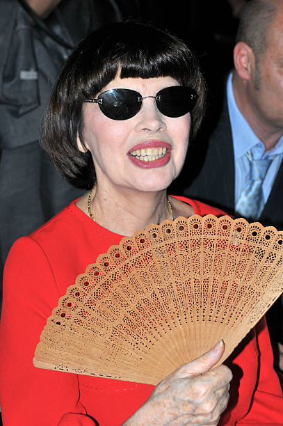 rendezvous with mireille mathieu in brazil pictures getty images. Black Bedroom Furniture Sets. Home Design Ideas