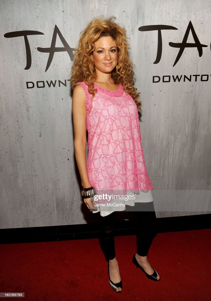 Miri Ben-Ari attends TAO Downtown Grand Opening on September 28, 2013 in New York City.