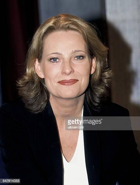 Miriam Meckel Deutschland Hochschulprofessorin Regierungssprecherin des Landes NordrheinWestfalen Aufgenommen März 2001