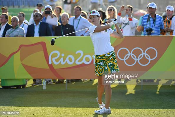 Golf - Olympics: Day 12 : News Photo