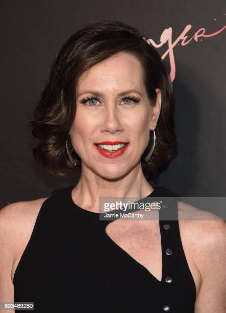 Miriam Shor attends the 'Younger' Season Four Premiere Party at Mr Purple on June 27 2017 in New York City on June 27 2017 in New York City