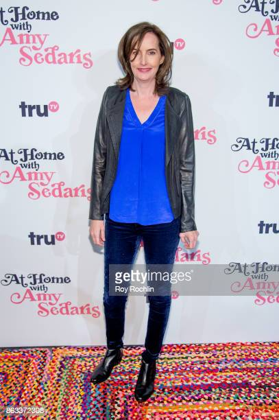 Miriam Tolan attends 'At Home With Amy Sedaris' New York Screening at The Bowery Hotel on October 19 2017 in New York City