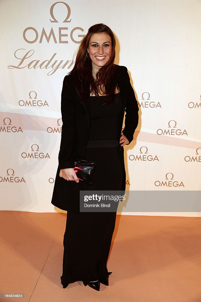 Mirna Jukic attends the Omega Gala 'La Nuit Enchantee' at Gartenpalais Liechtenstein on March 23, 2013 in Vienna, Austria.