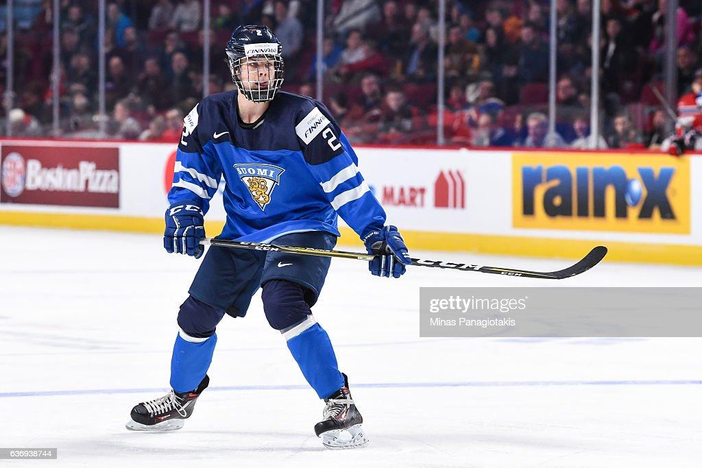 Czech Republic v Finland - 2017 IIHF World Junior Championship