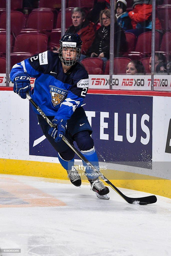 Latvia v Finland: Relegation - 2017 IIHF World Junior Championship