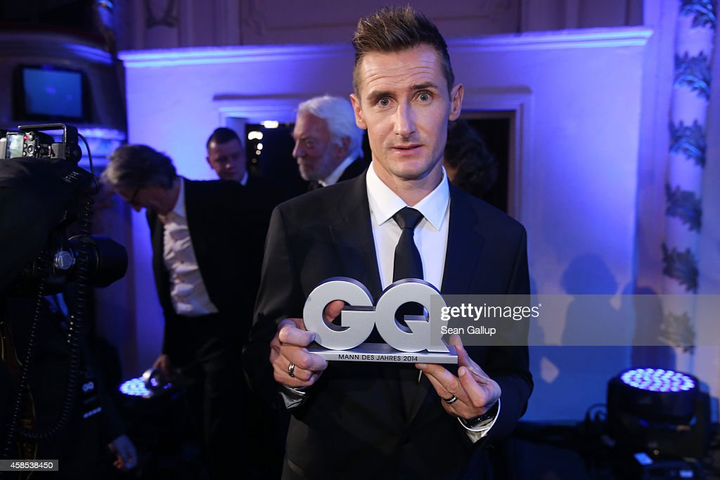GQ Men Of The Year Award 2014 - Show