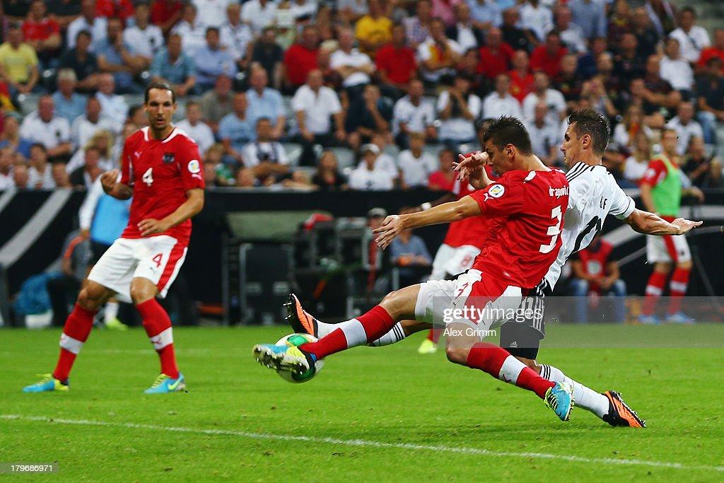 Germany v Austria - FIFA 2014 World Cup Qualifier