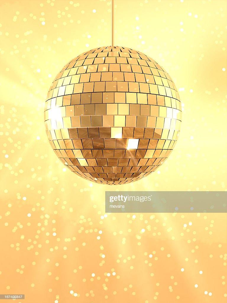 Mirror Ball : Stock Photo