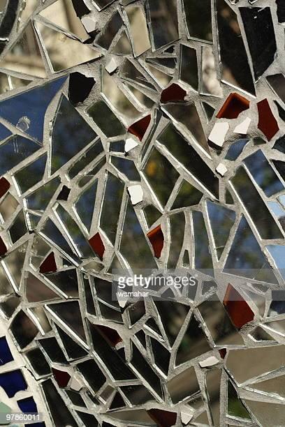 """Spiegel """"Mosaic"""