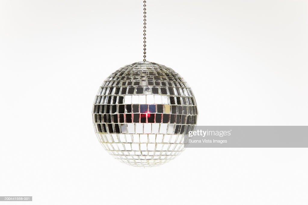 Mirrored ball