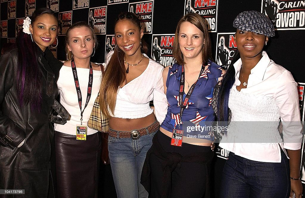 Mis, Teeq, Nme Carling Awards 2002, In Shoreditch, London