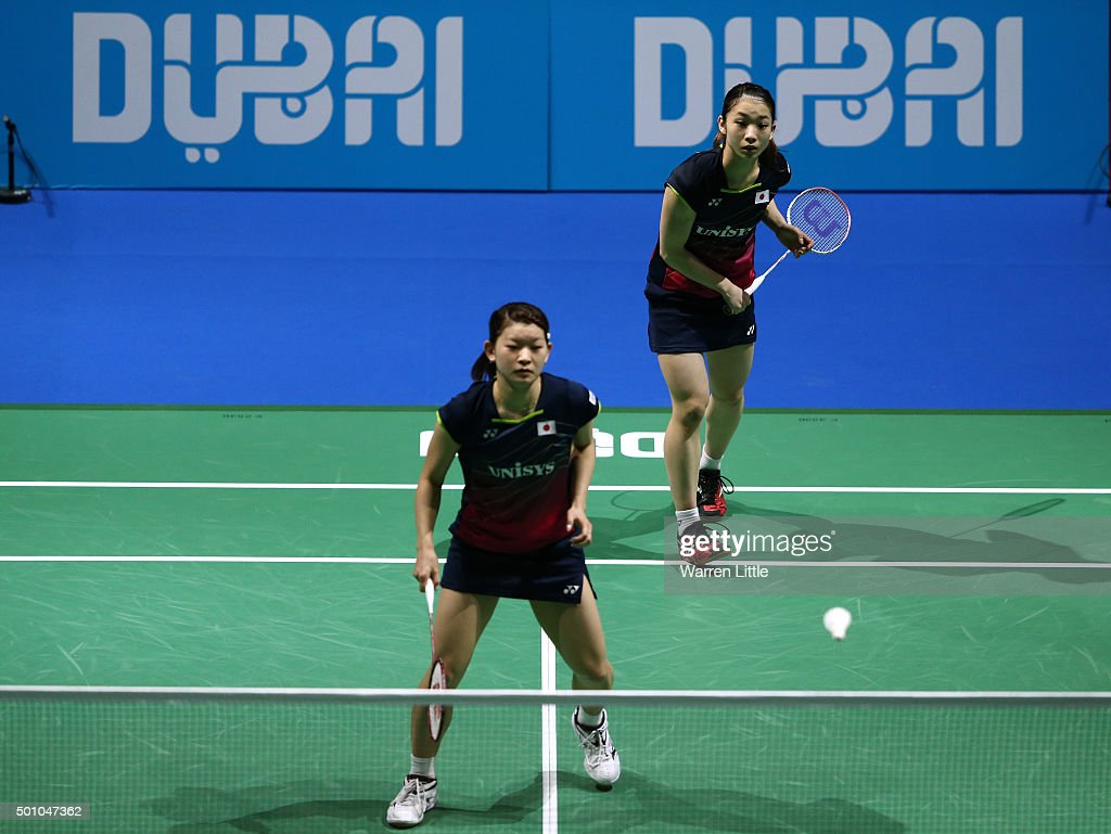 BWF Dubai World Superseries Finals - Day 4
