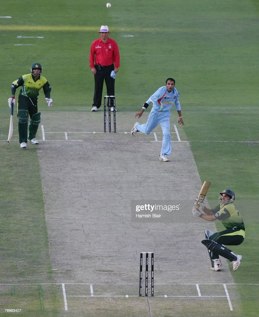 Pakistan v India - Twenty20 Championship Final : News Photo