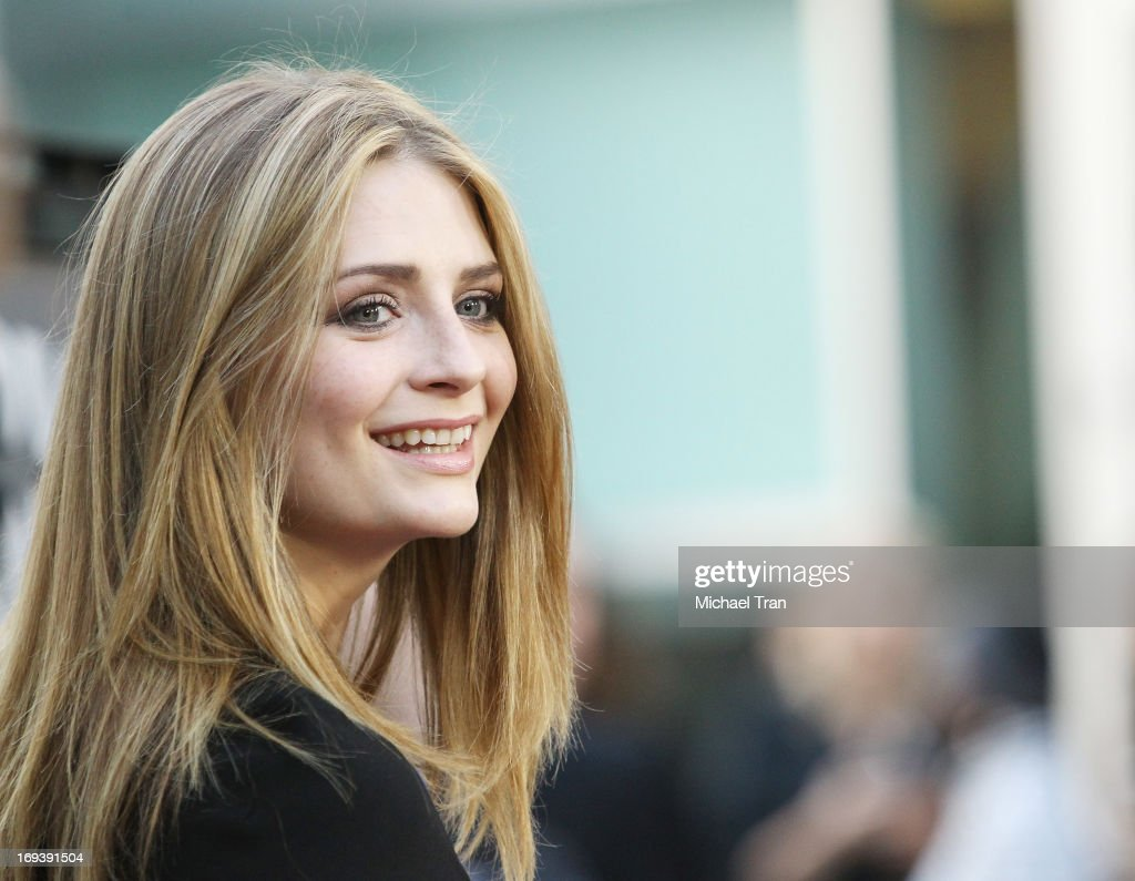 <a gi-track='captionPersonalityLinkClicked' href=/galleries/search?phrase=Mischa+Barton&family=editorial&specificpeople=201862 ng-click='$event.stopPropagation()'>Mischa Barton</a> arrives at the Los Angeles special screening of 'Now You See Me' held at ArcLight Hollywood on May 23, 2013 in Hollywood, California.
