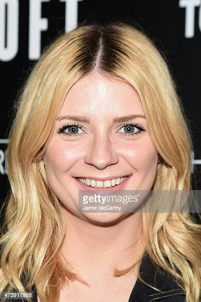 Mischa Barton attends The Cinema Society with Town Country hosting a special screening of Sony Pictures Classics' 'Aloft' at Tribeca Grand Screening...
