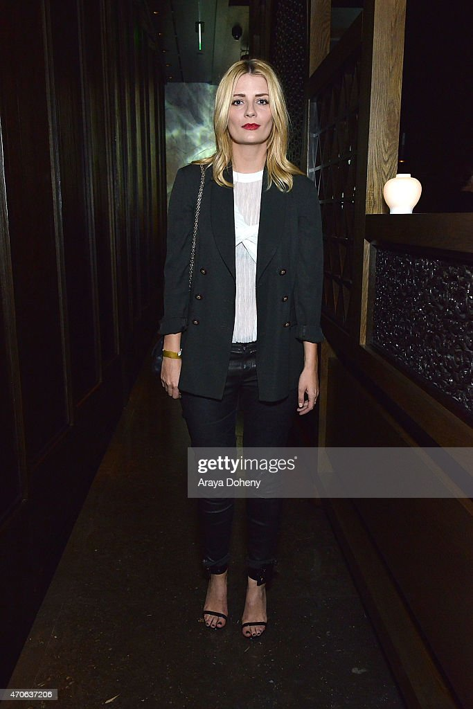 Mischa Barton attends the Flaunt Magazine honors Norman Reedus and celebrates location issue with Cult Of Individuality event at Hakkasan Beverly...