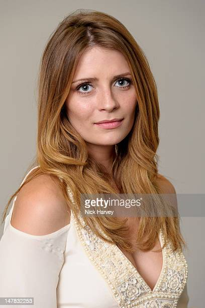 Mischa Barton attends the launch of Aston Martin Vanquish at the London Film Museum on July 4 2012 in London England