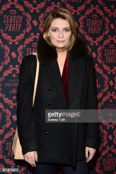Mischa Barton attends the season 2 premiere of 'Search Party' at Public Arts at Public on November 8 2017 in New York City