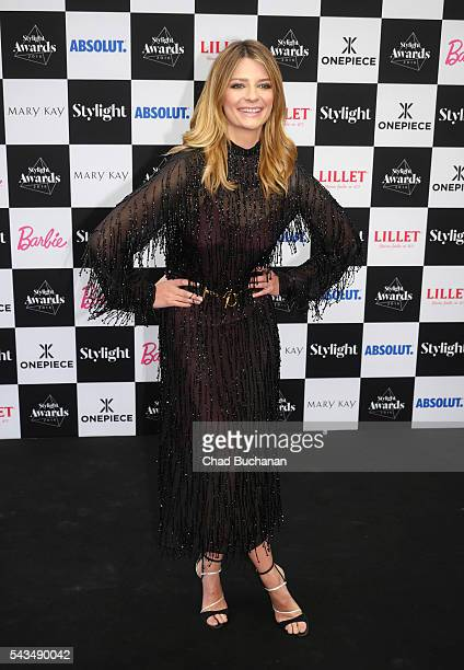 Mischa Barton attends the Stylight Awards 2017 at Admiralspalast on June 28 2016 in Berlin Germany