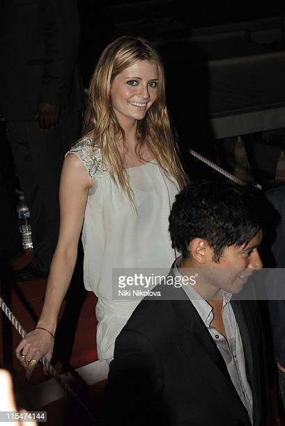Mischa Barton during 2007 Cannes Film Festival Sightings Day 5 in Cannes France