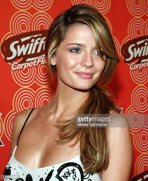 Mischa Barton during FOX Fall Casino Party Arrivals at Cabana Club in Hollywood CA United States