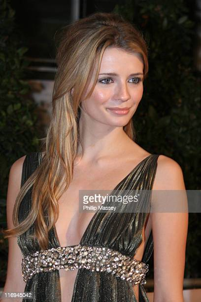 Mischa Barton during Irish Film and Television Awards 2005 Red Carpet at Royal Dublin Society in Dublin Ireland