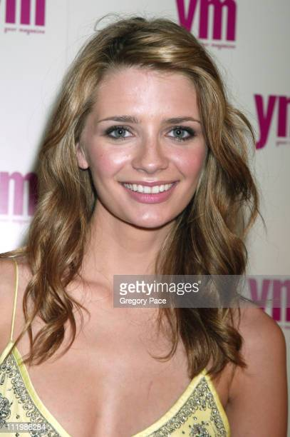 Mischa Barton during The Cast of the Fox TV Series 'The OC' YM Cover Party at LQ in New York City New York United States