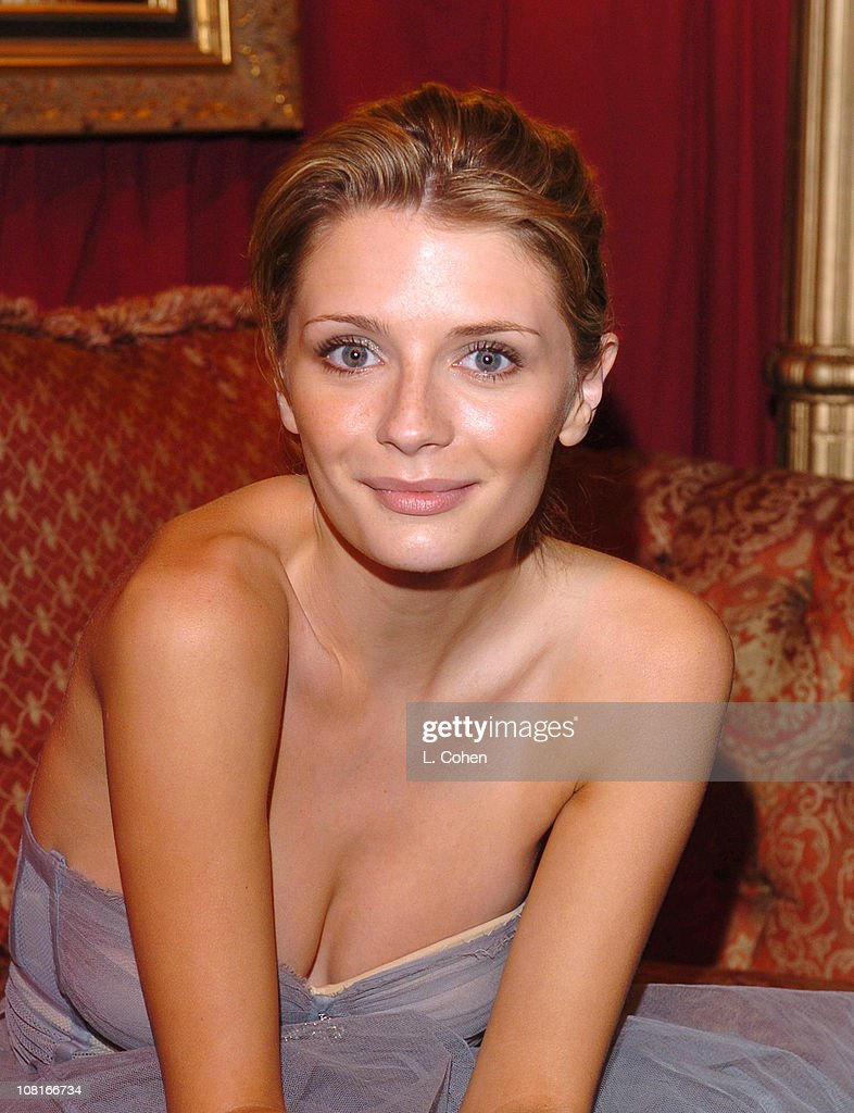 Mischa Barton during Warner Bros. Television and Warner Home Video Celebrate 50 Years of Quality TV - Inside at Warner Bros. Lot, Stage 6 in Burbank, California, United States.