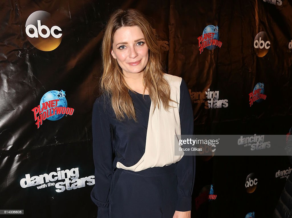 """The 22nd Season Stars of """"Dancing With The Stars"""" meet the press at Planet Hollywood Times Square"""