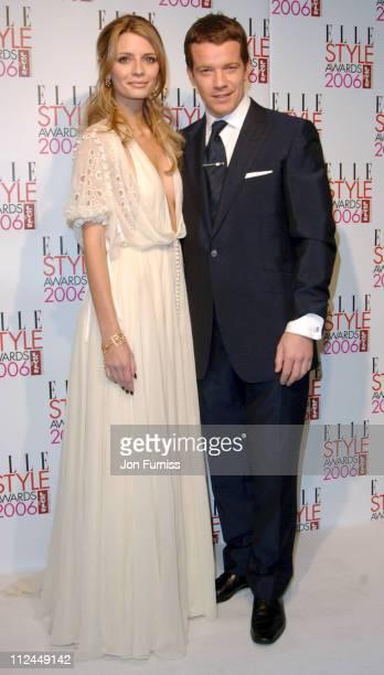 Mischa Barton winner of Best Female TV Star and Max Beasley