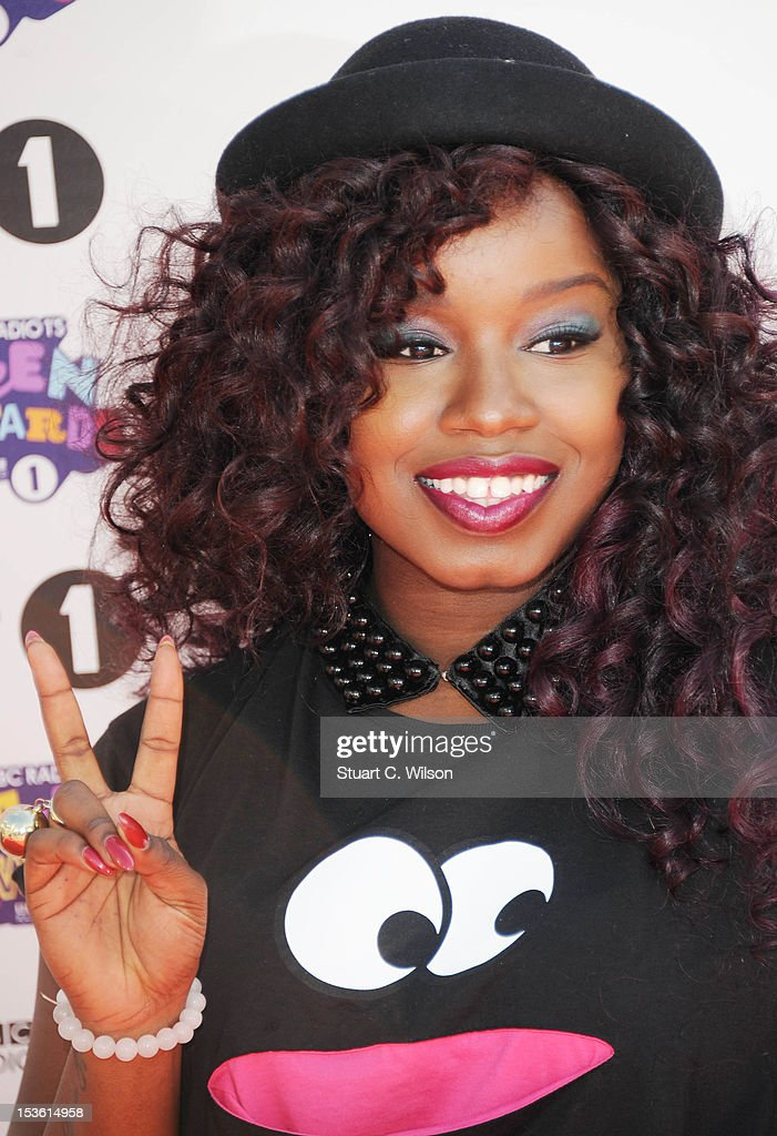 Misha B attends the BBC Radio 1 Teen Awards on October 7, 2012 in London, England.