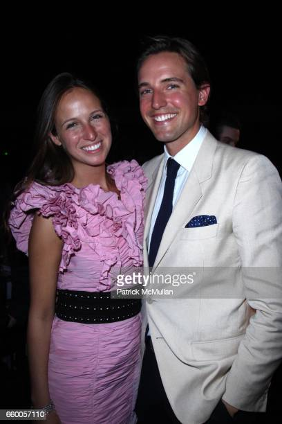 Misha Nonoo and Alexander Gilkes attend CREATIVE TIME Honors Visionaries MELVA BUCKSBAUM and RAYMOND LEARSY With a NIGHT OF CHANCE at 69th Regiment...