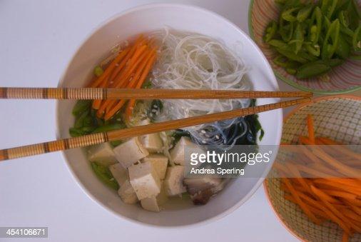 Miso soup : Stock Photo