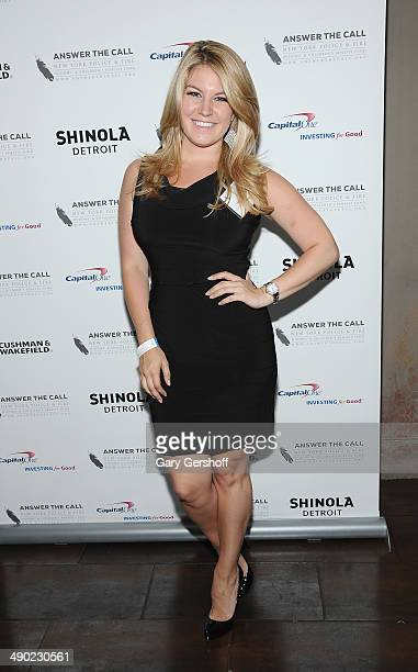 Miss America 2013 Mallory Hagan attend the 2nd Annual New York Police Fire Widows' Children's Benefit Fund 'Kick Off To Summer' Benefit at Empire...