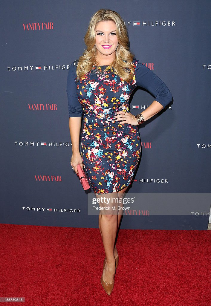 Miss America 2013 Mallory Hagan attends Zooey Deschanel and Tommy Hilfiger Debut New Capsule Collection at The London Hotel on April 9, 2014 in West Hollywood, California.