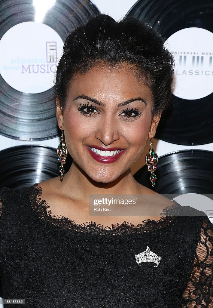 Miss America 2014 <a gi-track='captionPersonalityLinkClicked' href=/galleries/search?phrase=Nina+Davuluri&family=editorial&specificpeople=11331921 ng-click='$event.stopPropagation()'>Nina Davuluri</a> attends the 2014 ETM (EDUCATION THROUGH MUSIC) Children's Benefit Gala at Capitale on May 6, 2014 in New York City.