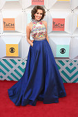 Miss America 2016 Betty Cantrell attends the 51st Academy of Country Music Awards at MGM Grand Garden Arena on April 3 2016 in Las Vegas Nevada