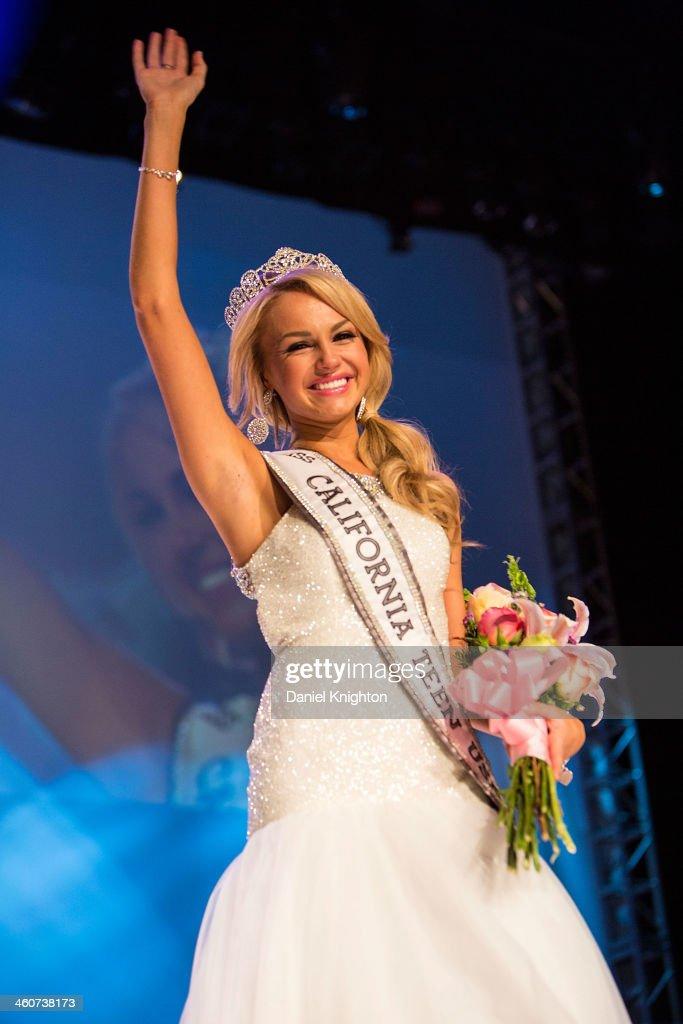 Miss california teen usa pageant