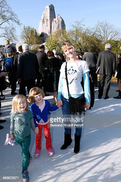 Julia vadim stock photos and pictures getty images - Julia livage lou vadim ...