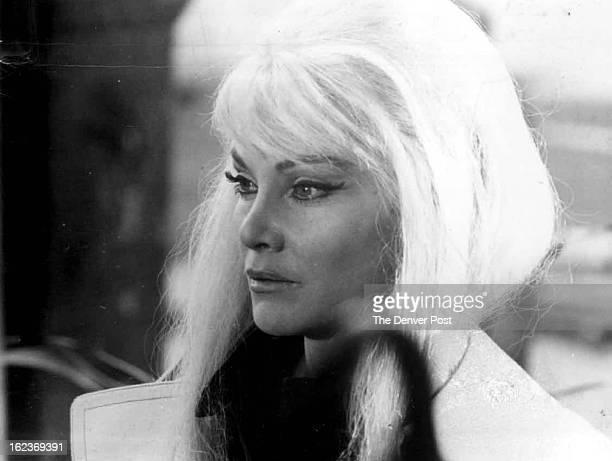 SEP 23 1968 SEP 29 1968 Miss Diane Cilento Credit The Sunday Denver Post