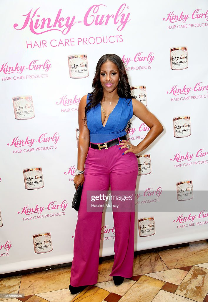 Miss Diddy attends the Kinky-Curly 'Sneak Peek' event at the Four Seasons Hotel Los Angeles on April 30, 2014 in Beverly Hills, California.