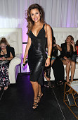 Miss Dominican Republic Clarissa Molina attends McDonald's All Day Breakfast Bash At Premios Juventud After Party Presented By McDonald's on July 14...