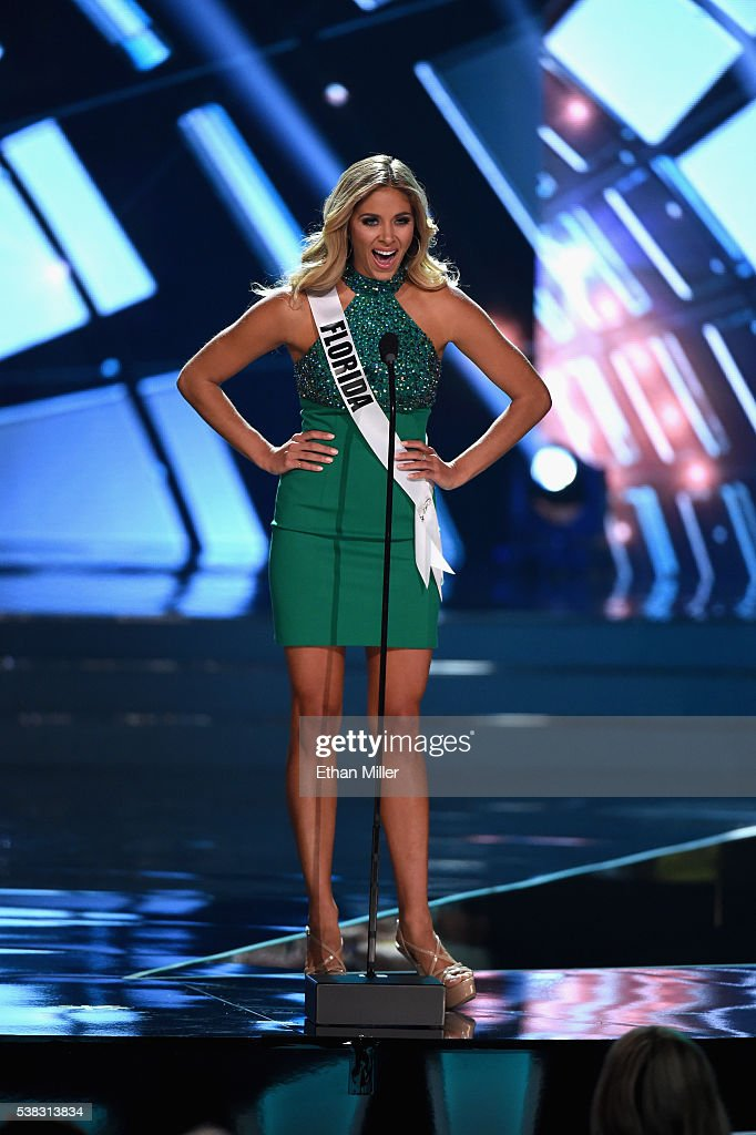 Miss USA Competition -...