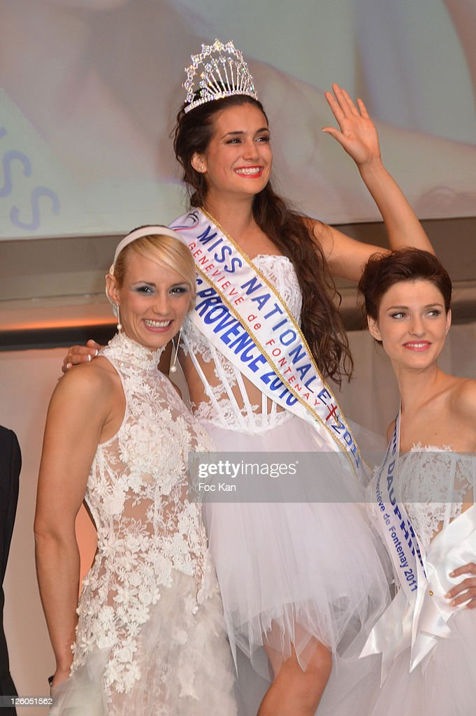 Miss nationale genevieve de fontenay 2011 getty images - Elodie gossuin miss france ...
