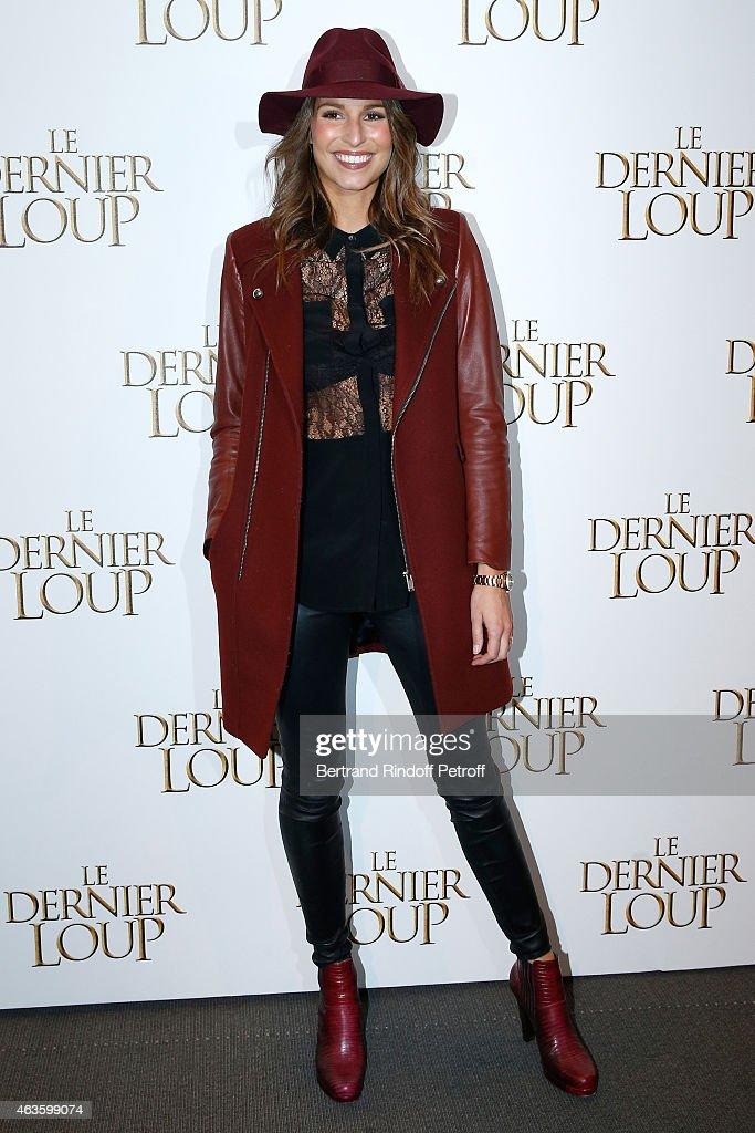 'Le Dernier Loup' Paris Premiere At UGC Normandie