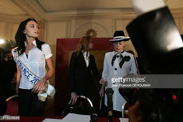 Miss France Keeps Crown Amid Row In Paris France On December 28 2007 Miss France keeps crown amid row Valerie Begue can keep her Miss France crown...