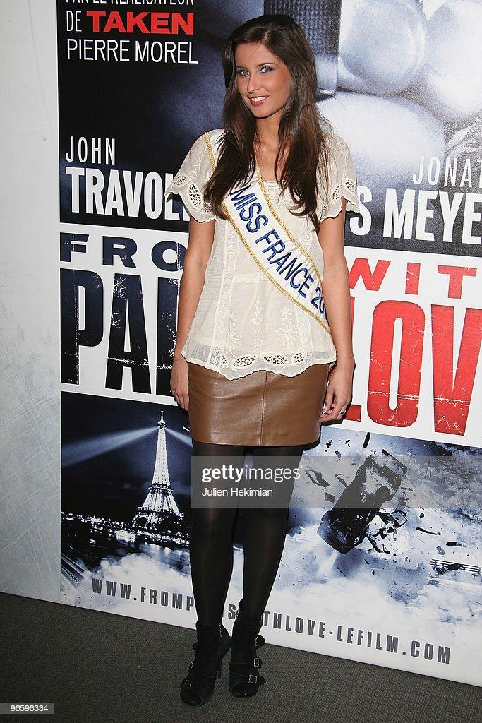 """""""From Paris With Love"""" - Paris Premiere"""