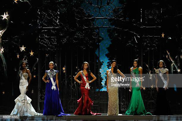 Miss Georgia USA Tianna Griggs Miss Louisiana USA Brittany Alyson Guidry Miss Nevada USA Nia Sanchez Miss Florida USA Brittany Oldehoff Miss North...
