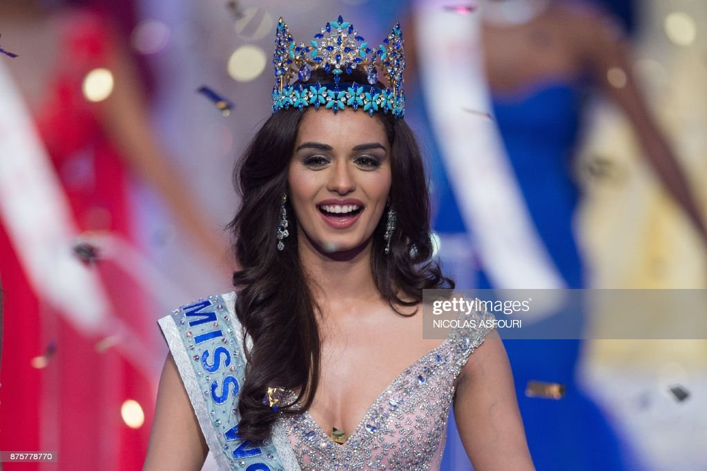 The Official Thread of Miss World 2017 ® Manushi Chhillar - India - Page 2 Miss-india-manushi-chhilar-smiles-as-she-wins-the-67th-miss-world-picture-id875778770
