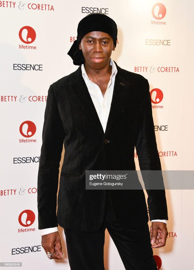 Miss J. Alexander attends the 'Betty & Coretta' premiere at Tribeca Cinemas on January 28, 2013 in New York City.